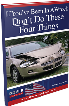 If You've Been In A Wreck DON'T Do These Four Things
